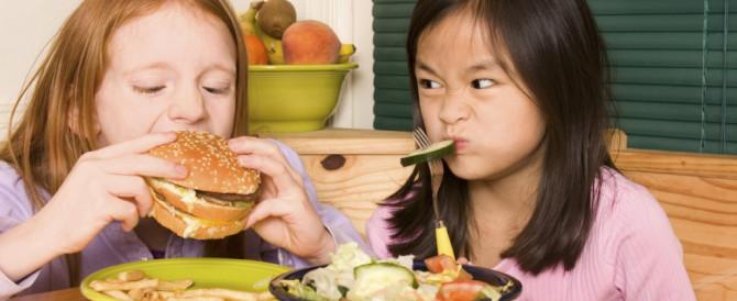 7 советов родителям о правильном и здоровом питании детей