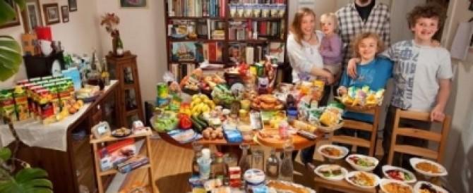 Практикуем осознанное питание: создаём пищевые запасы