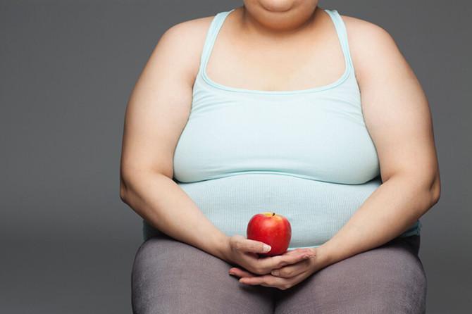 Недовольство своим телом и лишний вес