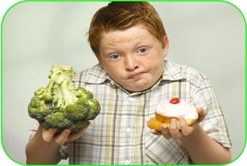 Статьи о лишнем весе у детей