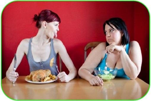 Статьи про психологию похудения и стройности