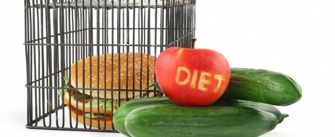 Слезай с диеты