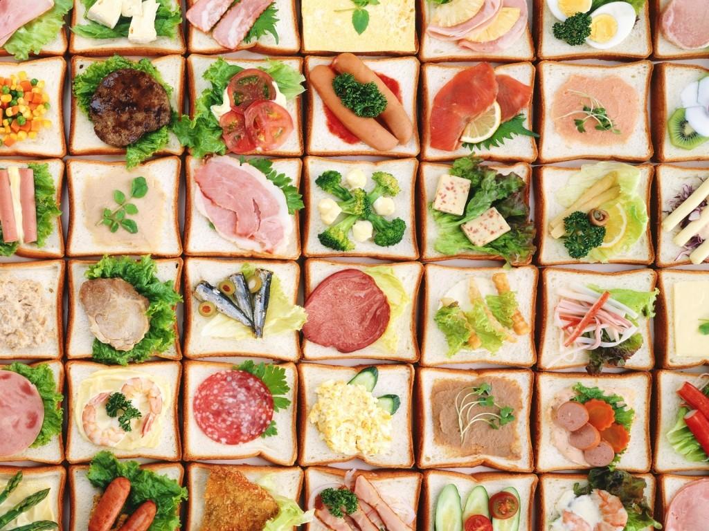 выбирать самое лучшее из еды