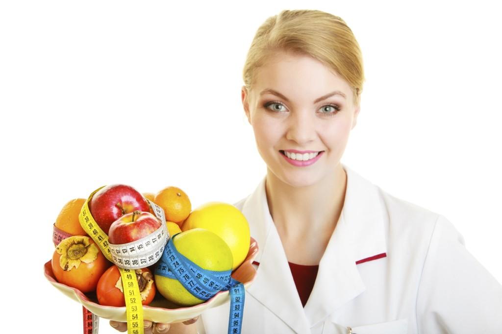 помощь диетолога при лишнем весе