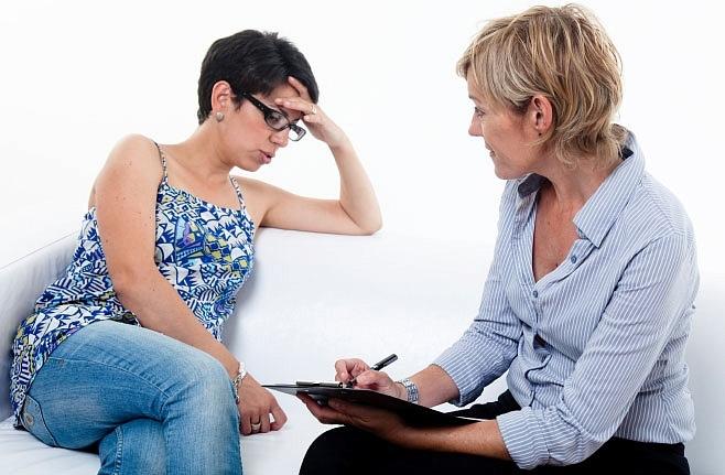 помощь психолога при лишнем весе
