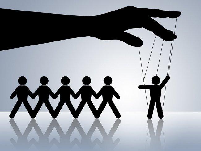 manipulated by bossy manipulator obay orders