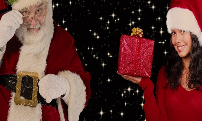Акция от Деда Мороза 2019
