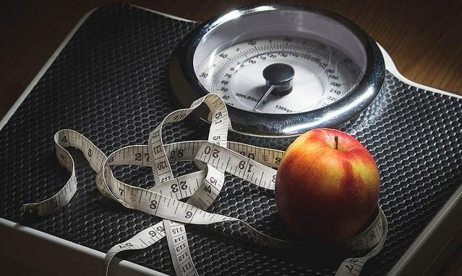 цифра на весах и любовь близких